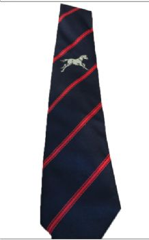 1st Fd Sqn Embroidered Regimental/Sqn Tie
